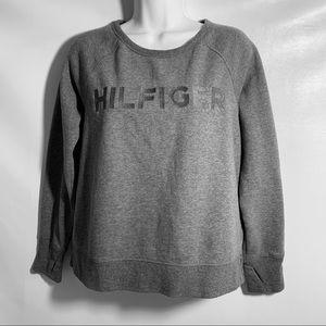 Tommy Hilfiger sweatshirt Gray size Small
